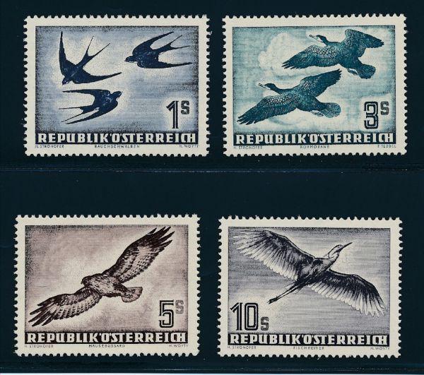 Österreich Mi.Nr.984-87 ** postfrisch
