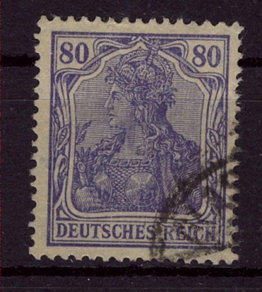 Deutsches Reich Mi.Nr. 149 b o geprüft