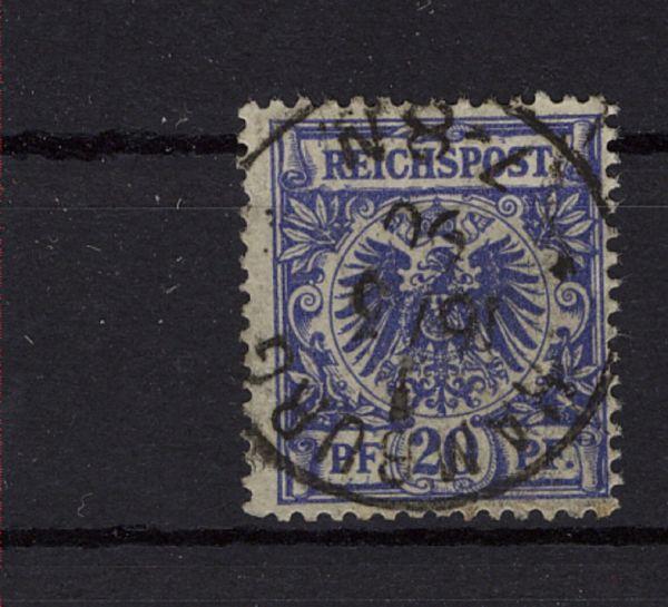 Deutsches Reich Mi.Nr.48aa o geprüft