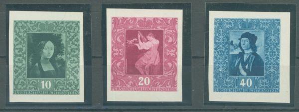 Liechtenstein Mi.Nr.278-80 ** postfrisch