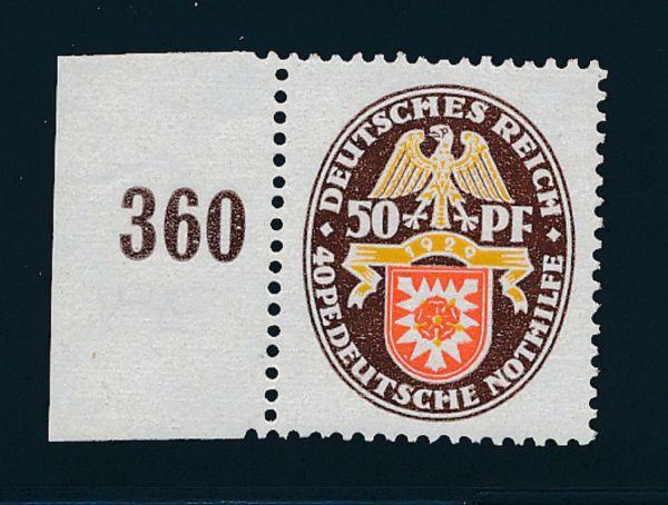 Deutsches Reich Mi.Nr.434 I ** Luxus Fotobefund BPP