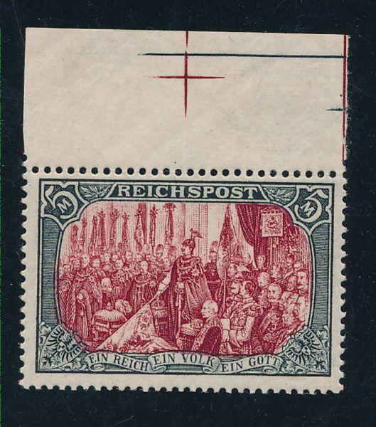 Deutsches Reich Mi.Nr.66 III ** Luxus Fotoattest BPP