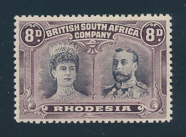 Brit.Südafrika Gesellschaft Mi.Nr.109 * ungebraucht