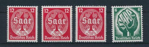 Deutsches Reich Mi.Nr.544-45 ** postfrisch (190.-Euro)