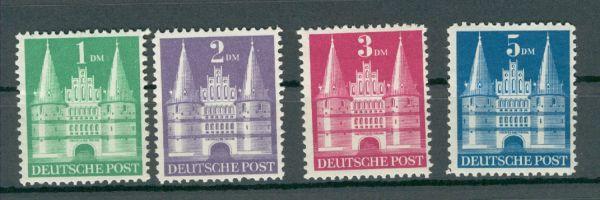 Bizone Mi.Nr.97-100 II Hohe Treppe ** postfrisch