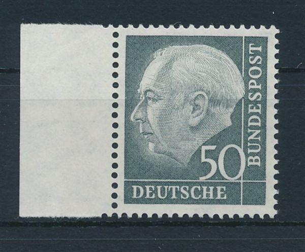 Bundesrepublik Mi.Nr.189 ** postfrisch (375.- Euro)