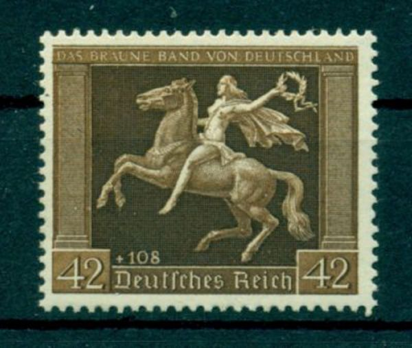 Deutsches Reich Mi. Nr. 671 **
