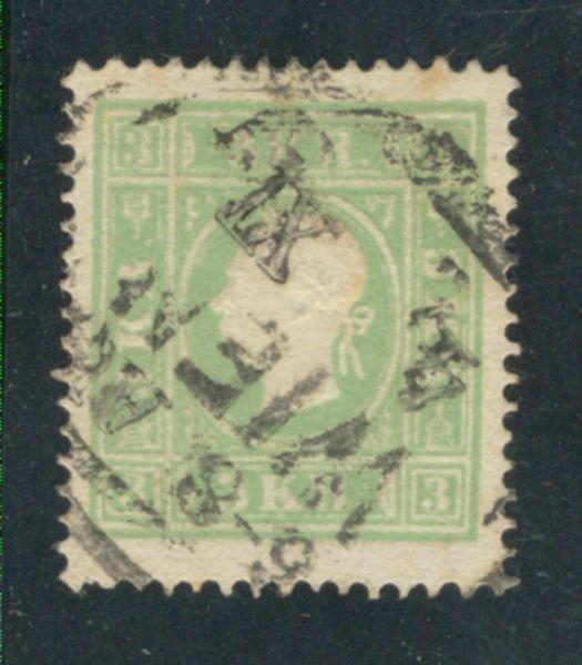 Österreich Mi.Nr.12 IIa gestempelt Fotobefund BPP Lux