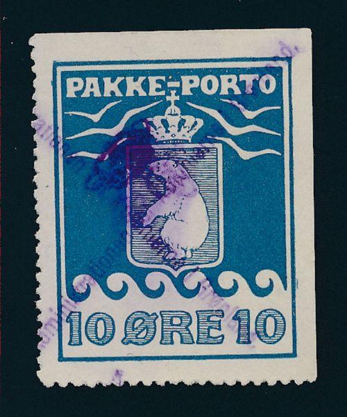Grönland Mi.Nr.3 gestempelt Lux Fotoattest BPP