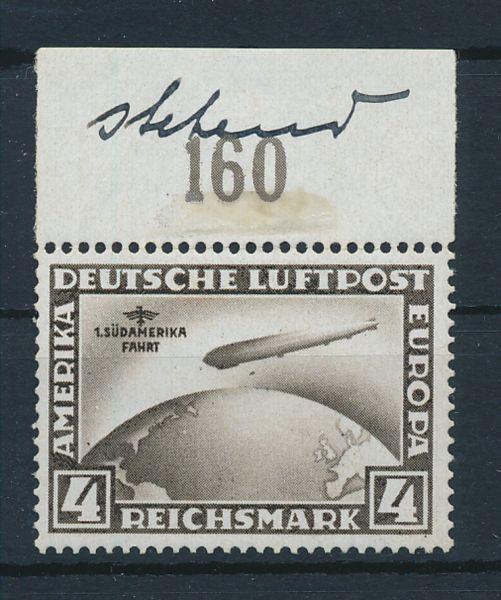 Deutsches Reich Mi.Nr.439 ** postfrisch (1800.-Euro)
