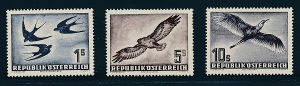 Österreich Mi.Nr. 984,986 und 987 ** postfrisch