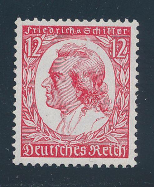 Deutsches Reich Mi.Nr.555 ** postfrisch geprüft