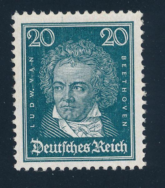 Deutsches Reich Mi.Nr.392 ** postfrisch