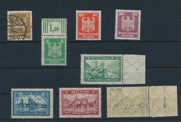 Deutsches Reich1923-1945 Starke Samml. meist ** oder o