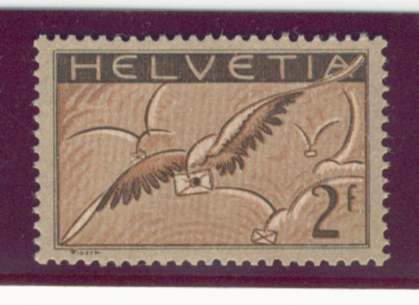 Schweiz Mi.Nr.245 X ** postfrisch Fotobefund BPP