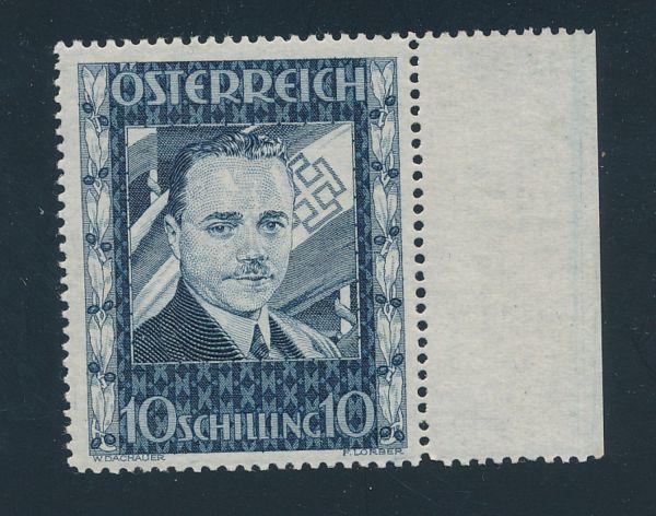 Österreich Mi.Nr.588 ** Luxus Fotoattest BPP