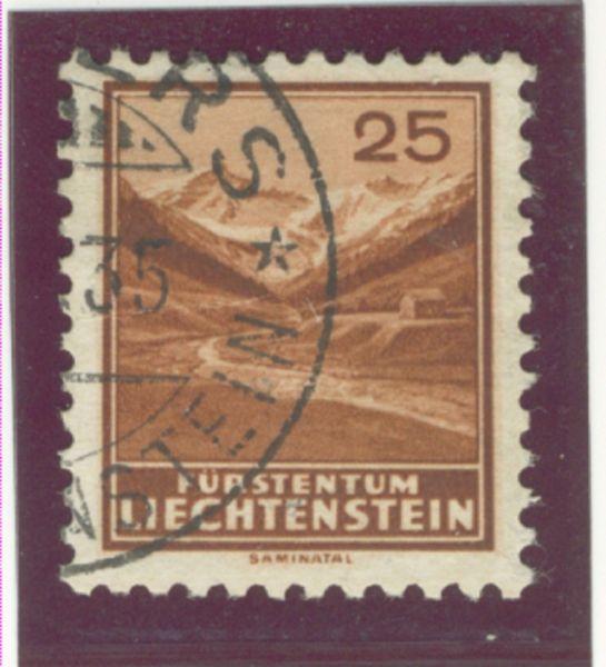 Liechtenstein Mi.Nr.131 gestempelt
