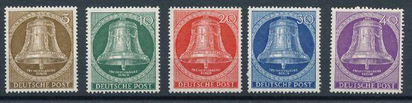 Berlin Mi.Nr.101-05 ** postfrisch