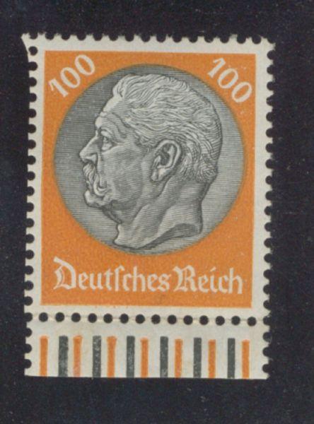 Deutsches Reich Mi.Nr.495 ** postfrisch geprüft BPP