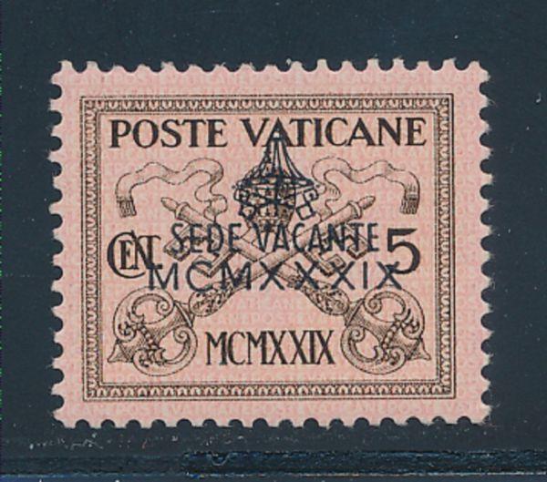 Vatikan Mi.Nr.73 * ungebraucht
