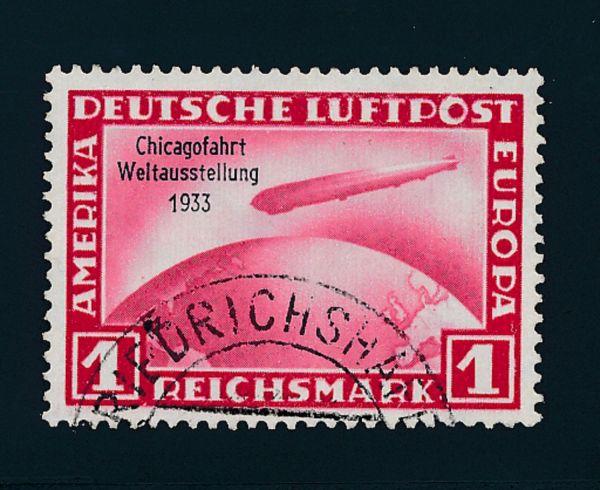 Deutsches Reich Mi.Nr.496 gestempelt Luxus Fotobef BPP