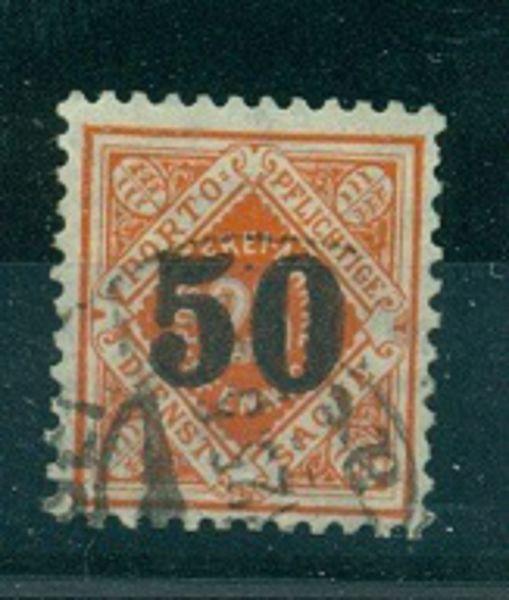 Würtemberg Mi.Nr. 188 gestempelt Luxus mit Fotoattest