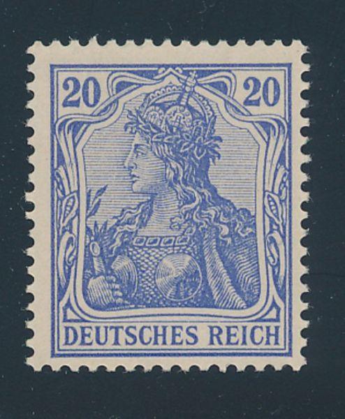 Deutsches Reich Mi.Nr.72 b ** postfr. Lux Fotoatt BPP