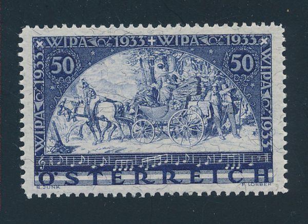 Österreich Mi.Nr.556 A ** Luxus Fotoattest BPP