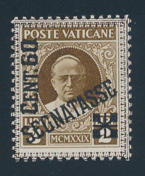 Vatikan Porto Mi.Nr.5 ** postfrisch