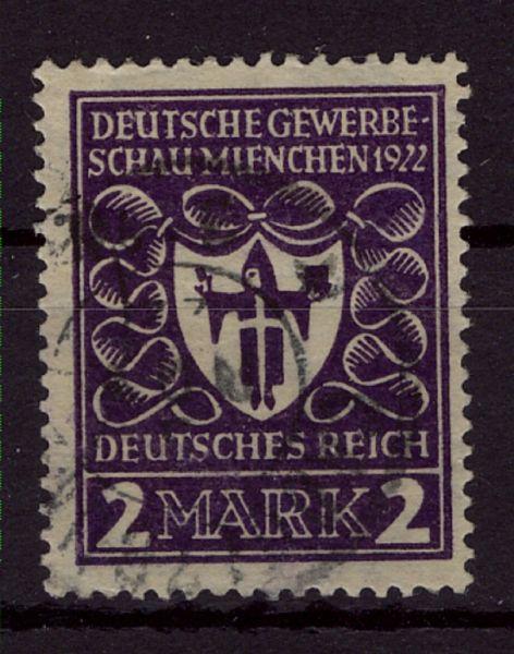 Deutsches Reich Mi.Nr. 200 b o geprüft