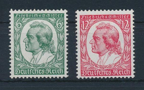 Deutsches Reich Mi.Nr.554-55 ** postfrisch (100.-Euro)