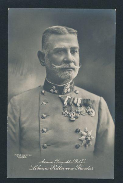 Liborius Ritter von Frank Fotokarte
