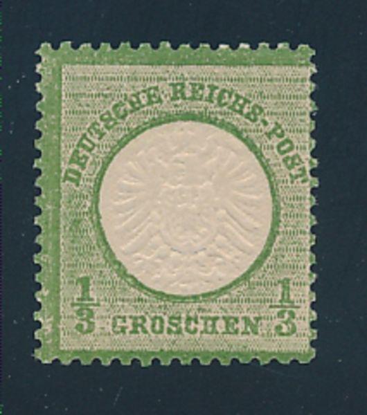 Deutsches Reich Mi.Nr.17a **postfrisch Lux Fotobef.BPP