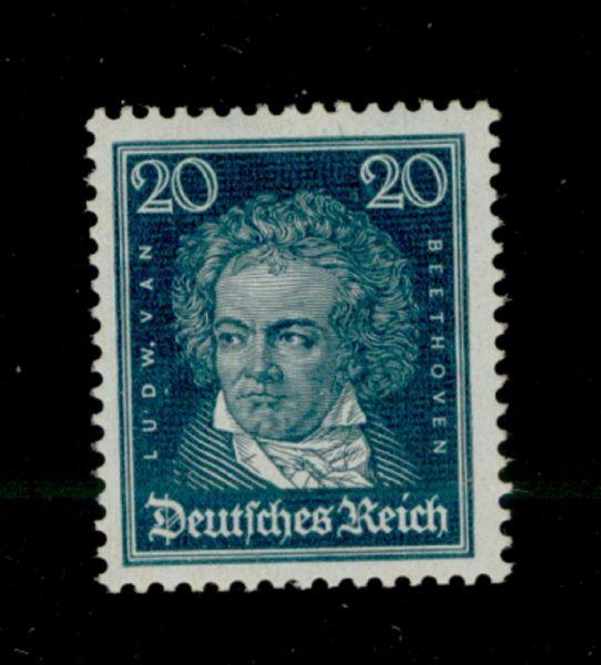 Deutsches Reich Mi.Nr.392 ** postfrisch geprüft
