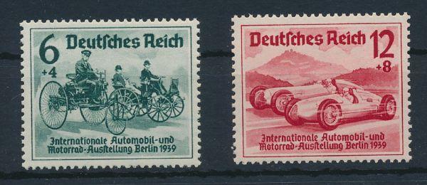 Deutsches Reich Mi.Nr.686+687 ** postfrisch (60.-)