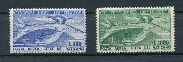 Vatikan Mi.Nr.161-62 ** postfrisch