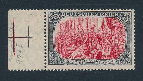 Deutsches Reich Mi.Nr.97 A I M ** Luxus Fotoattest BPP