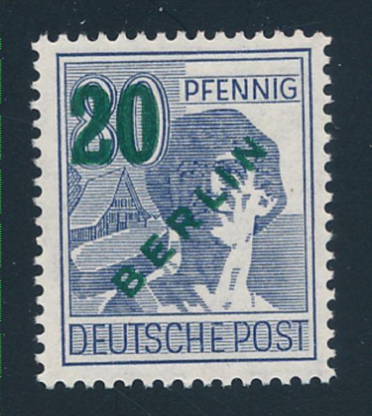 Berlin Mi.Nr. 66 ** postfrisch geprüft
