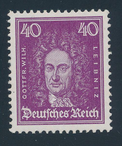 Deutsches Reich Mi.Nr.395 ** postfrisch geprüft