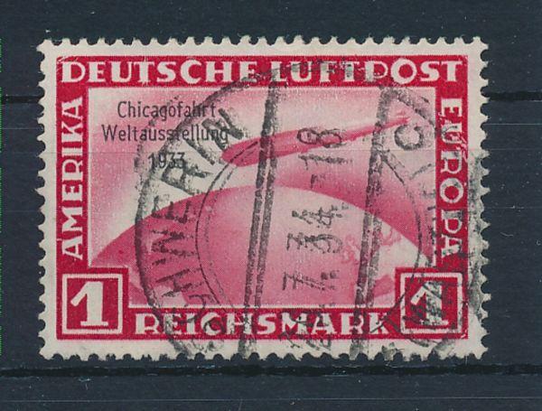 Deutsches Reich Mi.Nr.496 gestemp. Lux Fotobefund BPP
