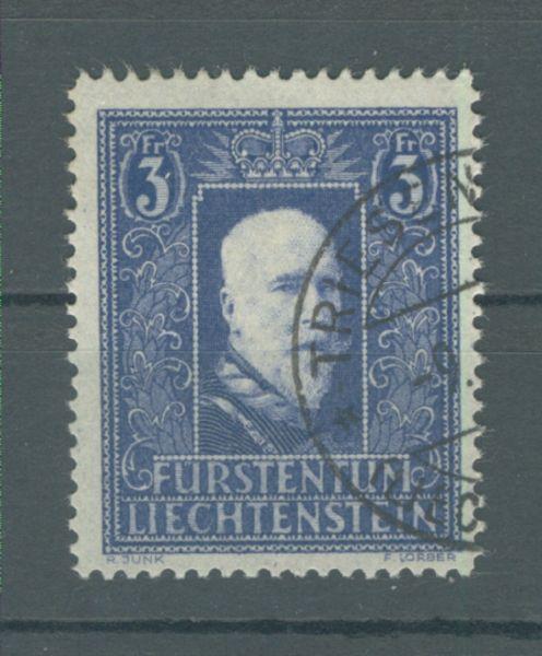 Liechtenstein Mi.Nr.141 gestempelt