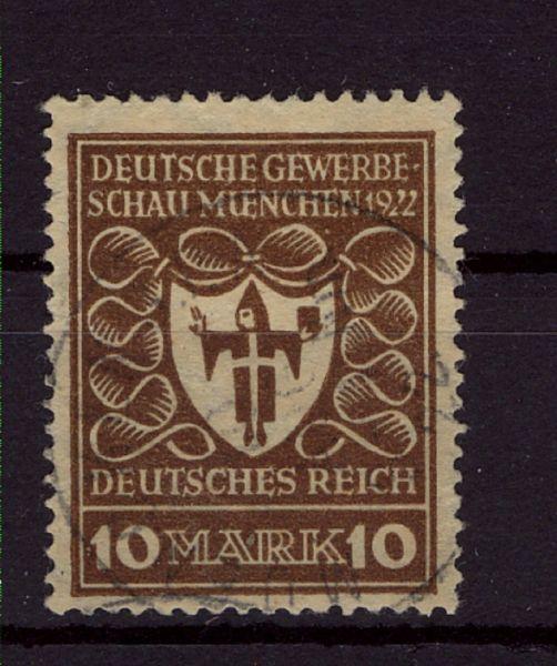 Deutsches Reich Mi.Nr. 203 b o geprüft