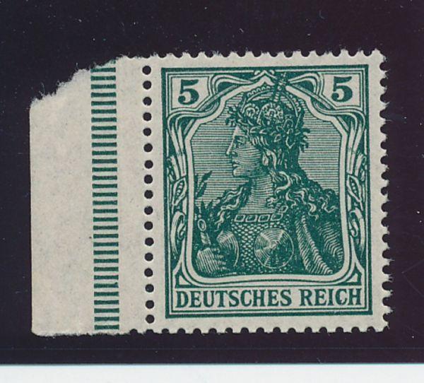 Deutsches Reich Mi.Nr.85 II e ** Fotobefund BPP