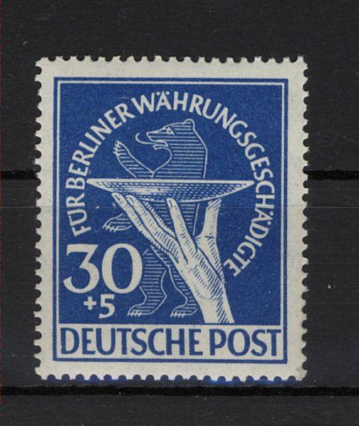 BERLIN Mi.Nr.70 I ** postfrisch geprüft Schlegel BPP