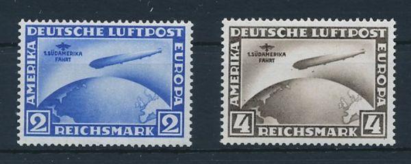 Deutsches Reich Mi.Nr.438y-39y ** Luxus Fotoattest BPP