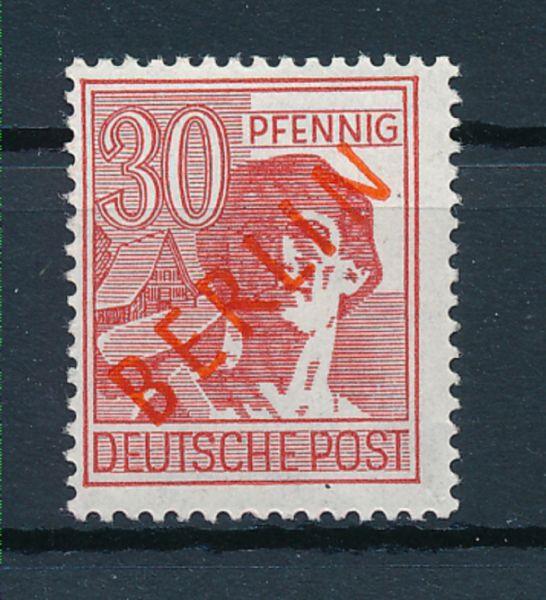 Berlin Mi.Nr.28 ** postfrisch geprüft